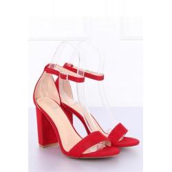 Sandále na opätkoch model 127236 Inello