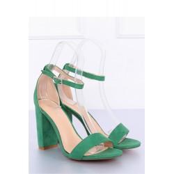 Sandále na opätkoch model 127238 Inello