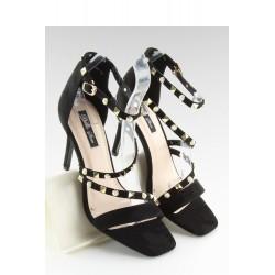 Sandále na opätkoch model 115214 Inello
