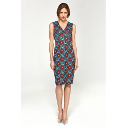 Spoločenské šaty model 118813 Nife