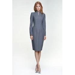 Spoločenské šaty model 66309 Nife