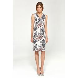 Spoločenské šaty model 118811 Nife