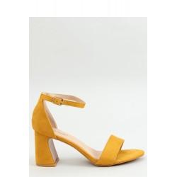Sandále na opätkoch model 154471 Inello
