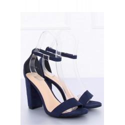 Sandále na opätkoch model 127237 Inello